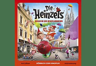 Lüftner Kai - DIE HEINZELS-FILMHÖRBUCH  - (CD)