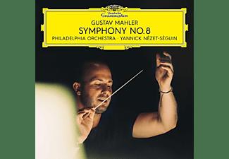 Yannick Nezet Seguin - MAHLER: SYMPHONY NO.8 (LIVE)  - (CD)