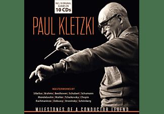 Paul Kletzki - MILESTONES OF A CONDUCTOR LEGEND: PAUL KLETZKI  - (CD)