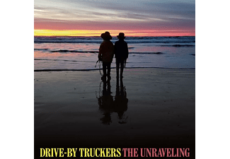 Drive-by Truckers - THE UNRAVELING CD