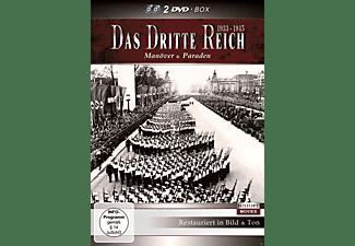 Das Dritte Reich - Manöver & Paraden DVD