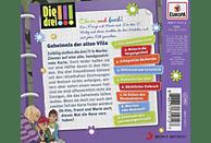 Die Drei ??? - Die drei !!! 42: Geheimnis der alten Villa - (CD)