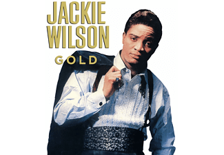 Jackie Wilson - GOLD  - (CD)