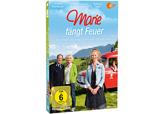 Marie fängt Feuer: Für immer und ewig/Vater sein DVD