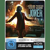 Joker (SteelBook®) [4K Ultra HD Blu-ray + Blu-ray]