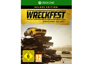 Wreckfest - [Xbox One]