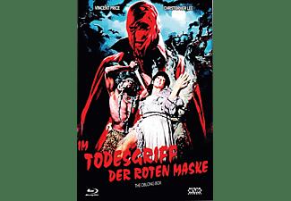 Im Todesgriff der roten Maske Blu-ray + DVD