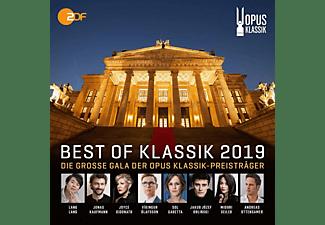 Diverse Klassik - Best Of Klassik 2019-Opus Klassik  - (CD)