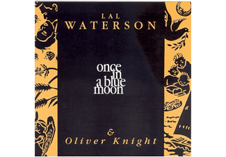 WATERSON/KNIGHT - ONCE IN A BLUE MOON  - (CD)