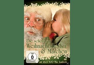 VARIOUS - Die Schönsten Weihnachtslieder & Märchen  - (DVD)