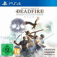 Pillars of Eternity II: Deadfire Ultimate Collector's Edition - [PlayStation 4]