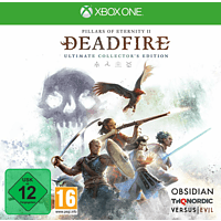 Pillars of Eternity II: Deadfire Ultimate Collector's Edition - [Xbox One]