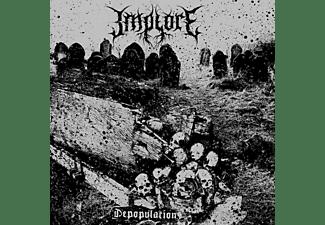 Implore - Depopulation  - (Vinyl)