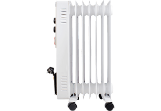 SUNTEC Heat Safe 1500 PTC-Turbo - Radiatore (Bianco)