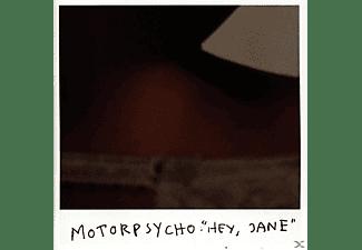 Motorpsycho - Hey Jane  - (CD)