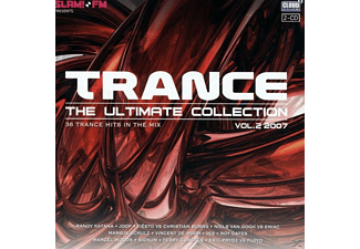 VARIOUS - TRANCE ULTIMATE COLL. VOL 2 2007  - (CD)