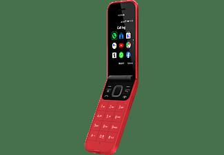 NOKIA 2720 FLip Dual-SIM, rot