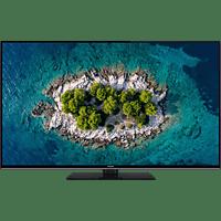 HITACHI U55K6000 LED TV (Flat, 55 Zoll / 140 cm, UHD 4K, SMART TV)
