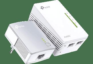 TP-LINK Powerline Adapter TL-WPA 4220 KIT AV600 WLAN Powerline Adapter