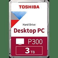 TOSHIBA  P300, 3 TB HDD, 3.5 Zoll, intern