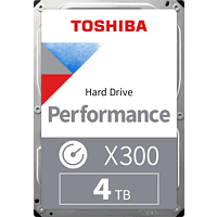 TOSHIBA X300, 4 TB HDD, 3.5 Zoll, intern