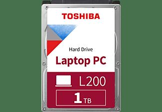 TOSHIBA L200 Slim Festplatte, 1 TB HDD SATA 6 Gbps, 2,5 Zoll, intern