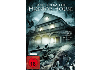 Tales from the Horror House DVD