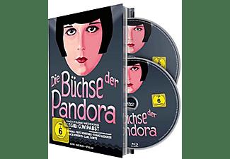 Die Buechse der Pandora-limitiertes Mediabook (D Blu-ray + DVD