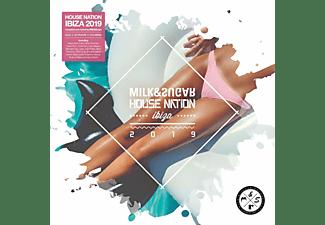 VARIOUS - House Nation Ibiza 2019  - (CD)