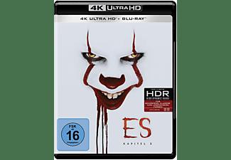 Es - Kapitel 2 4K Ultra HD Blu-ray + Blu-ray