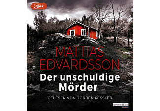 Torben Kessler - Der Unschuldige Mörder  - (MP3-CD)