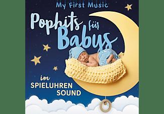 My First Music - Pophits Für Babys Im Spieluhrensound  - (CD)