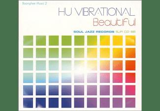 Hu Vibrational - Beautiful-Bonghee Music 2  - (CD)