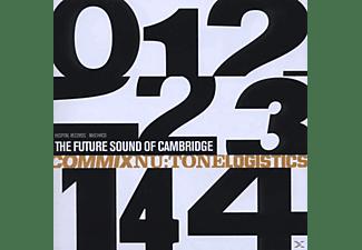 Logistics, COMMIX / NU:TONE / LOGISTICS - FUTURE SOUND OF CAMBRIDGE 3  - (CD)