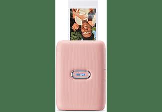 Impresora fotográfica - Fujifilm Instax Mini Link, Móvil, Bluetooth, 318 dpi, 62x46 mm, Rosa