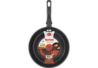 TEFAL Poêle Optimal pack de 2 (H9239002)