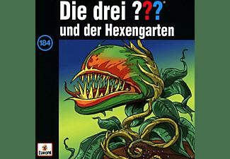 Die drei ??? 184: ...und der Hexengarten  - (CD)