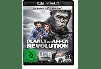 Planet der Affen - Revolution 4K Ultra HD Blu-ray + Blu-ray