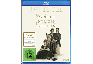 The Favourite - Intrigen und Irrsinn Blu-ray