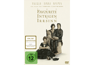 The Favourite - Intrigen und Irrsinn DVD