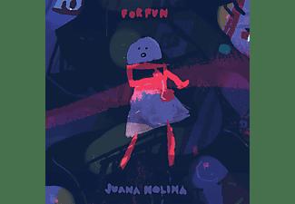 Juana Molina - Forfun EP (Ltd.10-inch colored Vinyl LP Edition)  - (LP + Download)