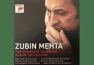 Zubin Mehta - Zubin Mehta-Compl.Columbia Collection(94 CD+3 DVD)  - (CD + DVD Video)