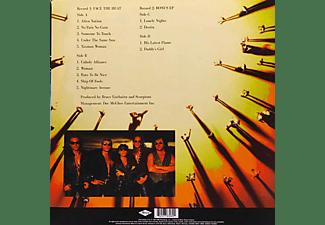 Scorpions - FACE THE HEAT (US VERSION)  - (Vinyl)