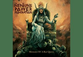 The Neptune Power Federation - Memoirs Of A Rat Queen (Lim.Gtf.Splatter Vinyl)  - (Vinyl)