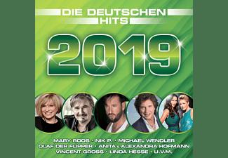 VARIOUS - Die Deutschen Hits 2019  - (CD)