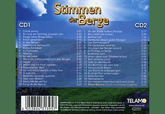 Stimmen Der Berge - Lieder für die Ewigkeit  - (CD)