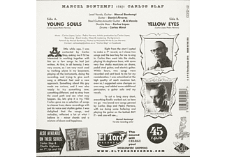 Marcel Bontempi, Carlos Slap - SINGS CARLOS SLAP  - (Vinyl)
