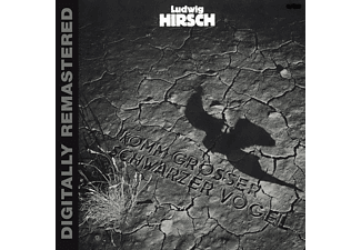 Ludwig Hirsch - KOMM GROSSER SCHWARZER VOGEL [CD]