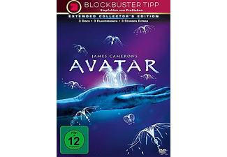 Avatar - Extended Collector's Edition - Pro 7 Blockbuster [DVD]