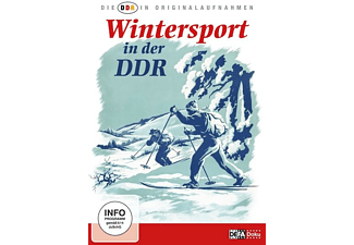 Wintersport In der DDR DVD